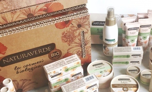 Il Makeup Biologico di Naturaverde Bio.