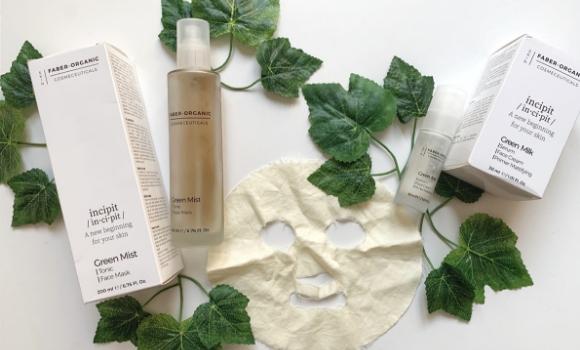Faber Organic – La linea Incipit che segna un nuovo inizio per la pelle | La miarecensione.