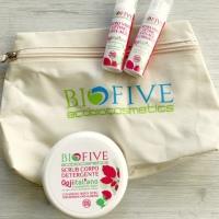 Bio Five Ecobiocosmetics, linea Goji Italiano | La mia rcensione.